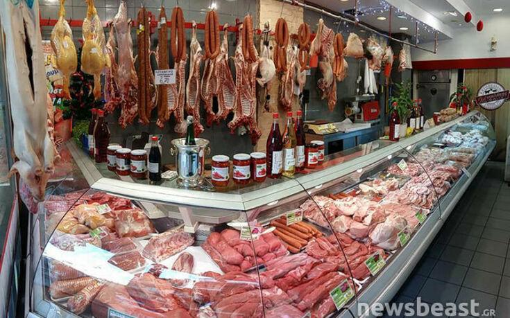 Κρεοπώλης εξηγεί τι συμβαίνει στο μαγαζί του αυτές τις ημέρες: Η παραγγελία με τα 40 κιλά κρέας