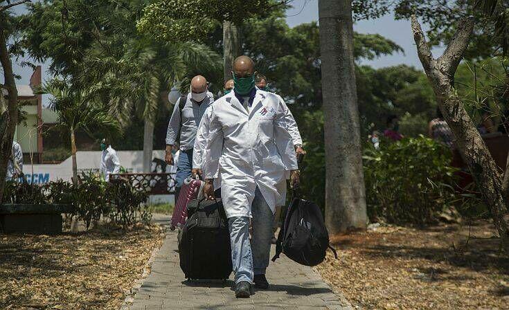 Κορονοϊός: Γιατροί από την Κούβα αναμένονται στην Ονδούρα