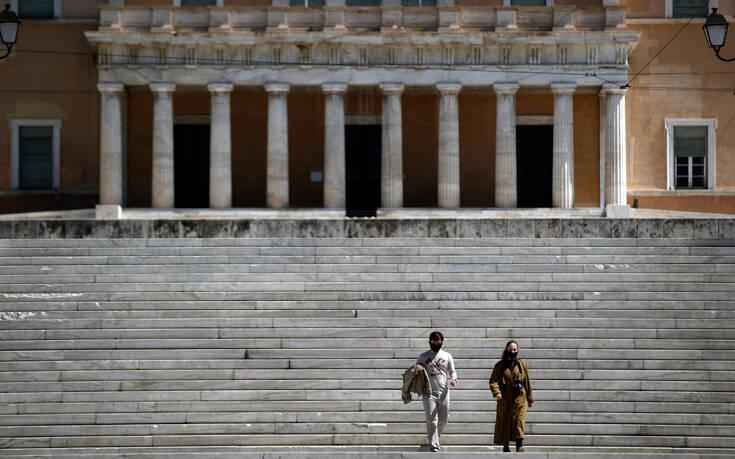 TIME: Πώς η Ελλάδα με την αδύναμη οικονομία και τον ηλικιωμένο πληθυσμό γλίτωσε τα χειρότερα από τον κορονοϊό