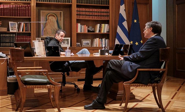 Times: Ταχύτατη και τολμηρή η αντίδραση της κυβέρνησης Μητσοτάκη στον κορονοϊό