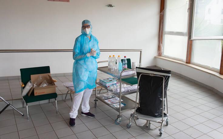 Μειωμένος ο αριθμός των νεκρών στην Γερμανία από κορονοϊό τις τελευταίες ώρες