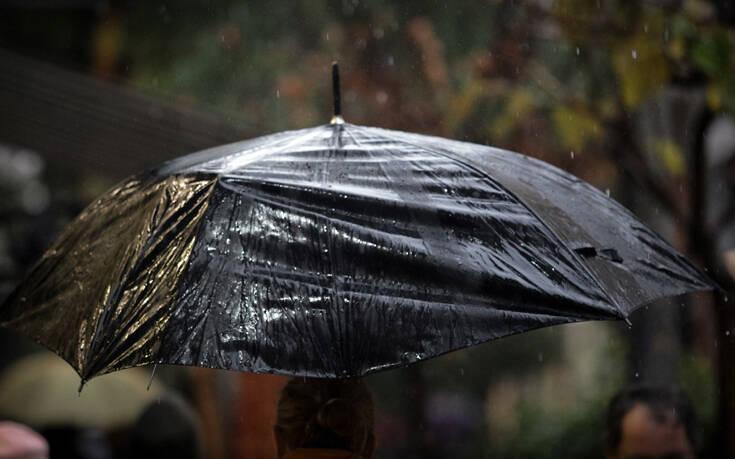 Αλλάζει σήμερα ο καιρός, καταιγίδες, χαλαζοπτώσεις και μεγάλη πτώση της θερμοκρασίας