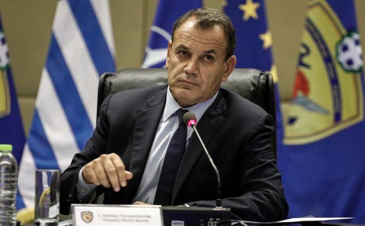 Παναγιωτόπουλος: Η Ελλάδα προστατεύει και ασφαλίζει τα σύνορά της