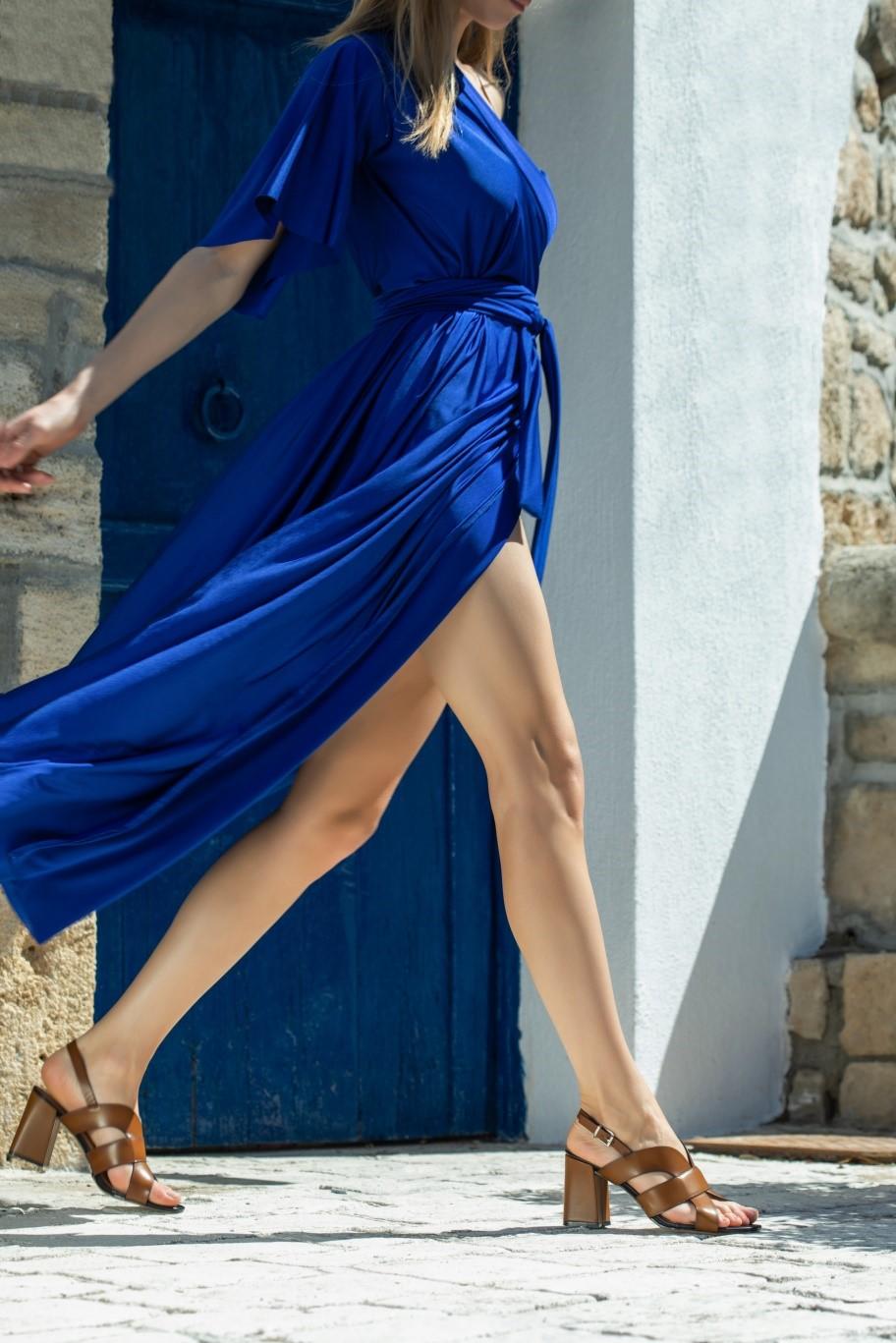 Παπούτσια που «ντύνουν» με απόλυτη άνεση και στυλ τις καλοκαιρινές μας εμφανίσεις!