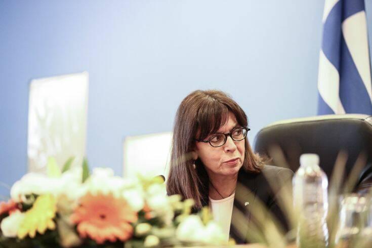 Σακελλαροπούλου: Η απάντησή μας στις προκλήσεις είναι η Ελλάδα της ισονομίας και του σεβασμού των ανθρωπίνων δικαιωμάτων