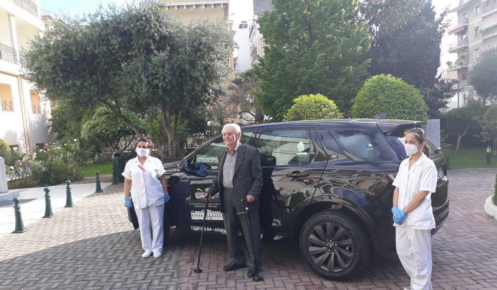 H Jaguar Land Rover Ελλάδος αρωγός στον αγώνα κατά του COVID-19