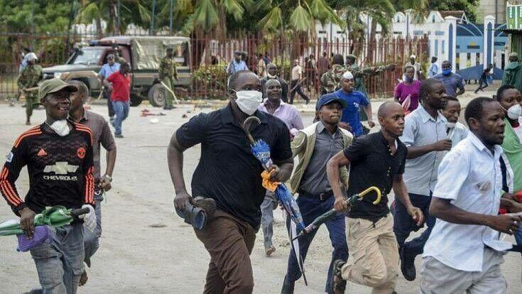 Ανγκόλα: Έφηβος σκοτώθηκε από στρατιώτη που συμμετείχε στην επιβολή των μέτρων για την αποτροπή της εξάπλωσης του κορονοϊού