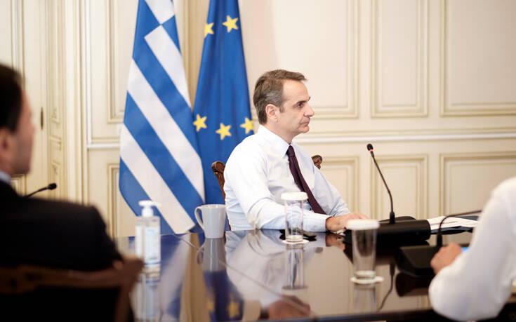 Ομιλία Μητσοτάκη στο Brookings και το Πανεπιστήμιο της Βιρτζίνια για την επιτυχία της Ελλάδας στον κορονοϊό