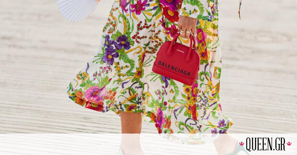 Floral Φούστα: 5 tips για να φορέσεις στυλάτα αυτό το ρούχο που «μυρίζει καλοκαίρι»