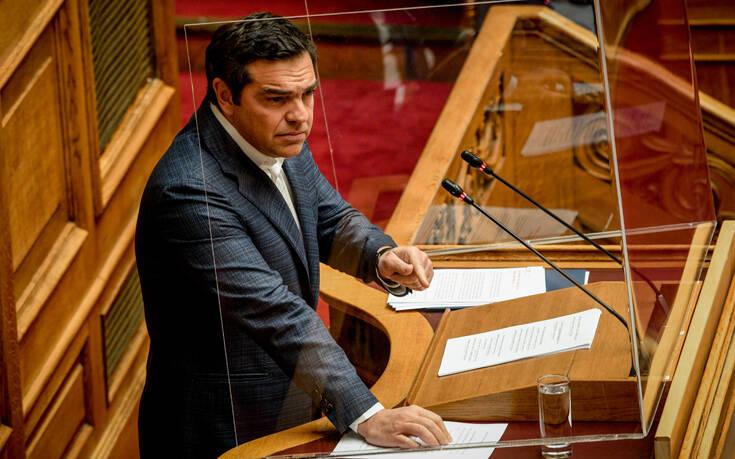 Το πόθεν έσχες του προέδρου του ΣΥΡΙΖΑ Αλέξη Τσίπρα