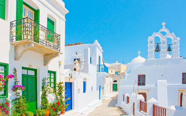 Αμοργός, το νησί με την ξεχωριστή ομορφιά
