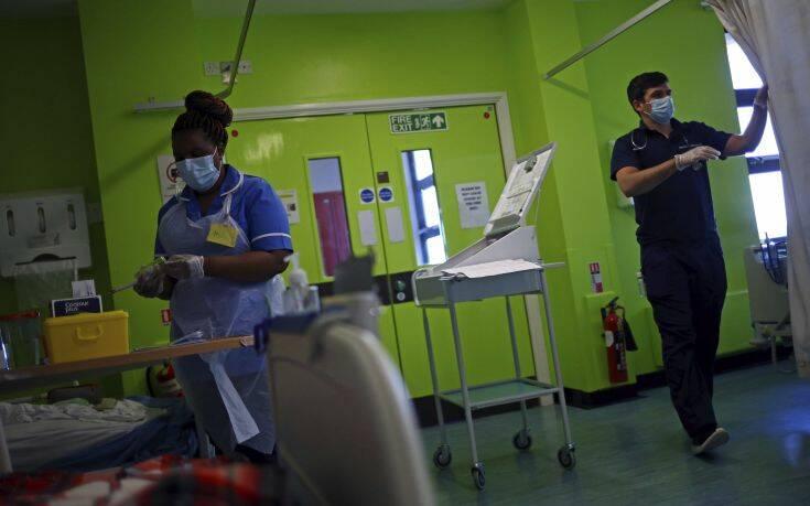 Ο κορονοϊός «γονάτισε» νοσοκομείο σε βρετανικό τουριστικό θέρετρο