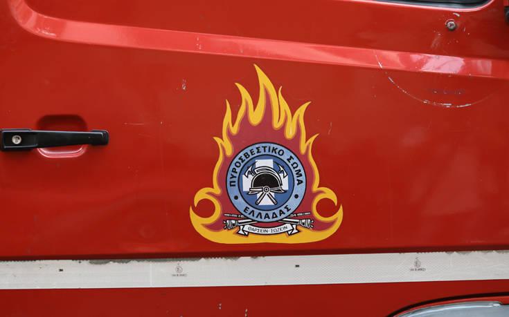 Φωτιά τώρα στο Ηράκλειο – Μεγάλη κινητοποίηση της Πυροσβεστικής