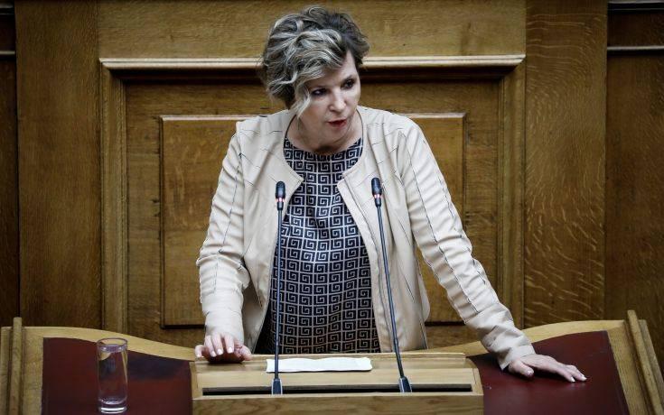 Όλγα Γεροβασίλη: «Η πολιτική της ΝΔ μας οδηγεί σε ένα βαθύ οικονομικό και εργασιακό αδιέξοδο»