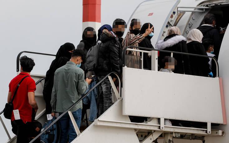 Από την Ελλάδα στην Πορτογαλία 500 ασυνόδευτα παιδιά