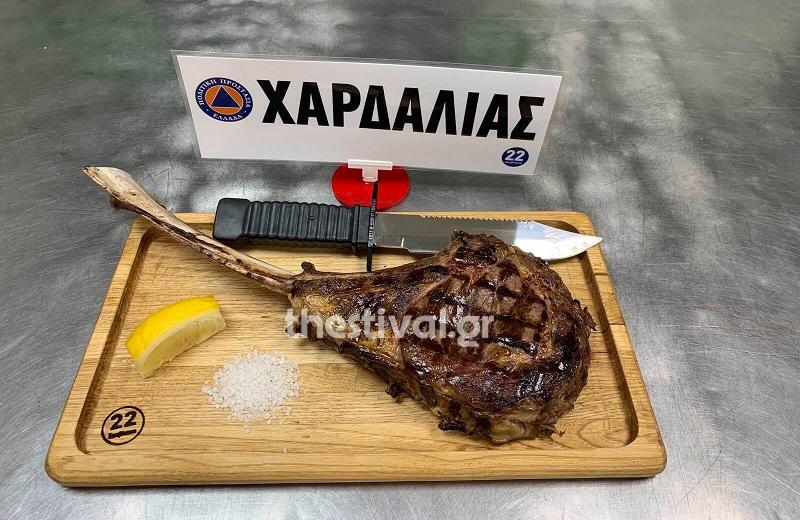 Θεσσαλονίκης: Ψητοπωλείο πουλάει πιάτα «Τσιόδρας» και «Χαρδαλιάς»