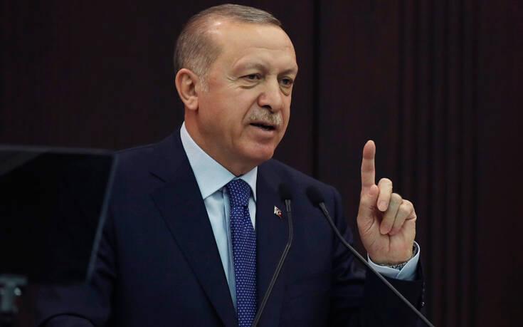 Προκλητικός Ερντογάν: «Ο Μωάμεθ μπήκε σαν λυτρωτής στην Αγία Σοφία και την καλλώπισε αφού προσφέρθηκε ως δικαίωμα Άλωσης»