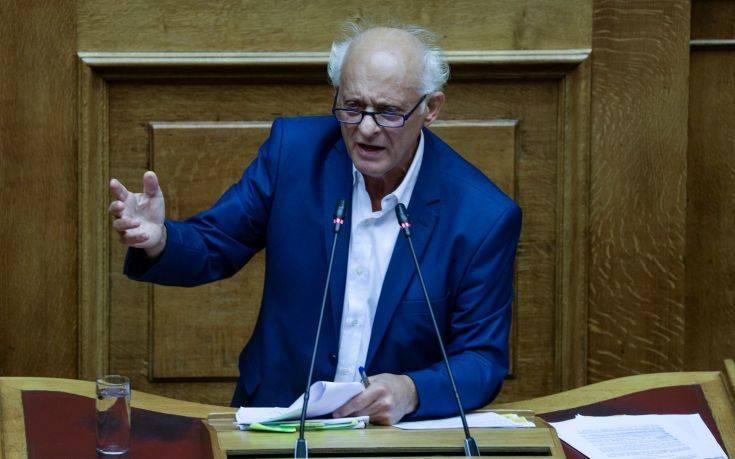 Λάππας για υπόθεση Δημάκη: Να «σωφρονιστούν» τώρα στη ΓΓ Αντεγκληματικής Πολιτικής