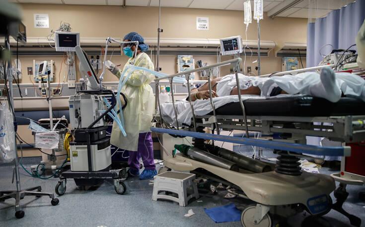 ΗΠΑ – Κορονοϊός: Ξεπέρασαν τους 63.000 οι νεκροί, τρίτη συνεχόμενη μέρα με πάνω από 2.000 θανάτους