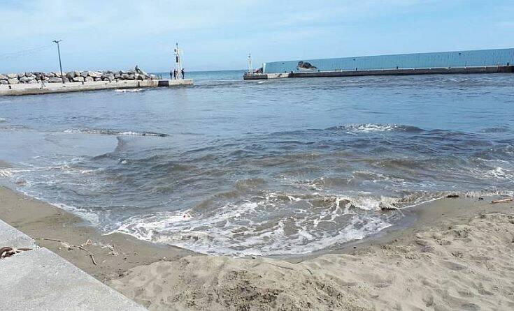 Τσουνάμι μικρής έντασης προκάλεσε ο σεισμός νότια της Ιεράπετρας