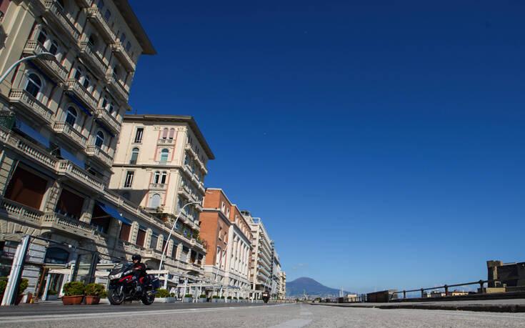Σε θετική τροχιά η Ιταλία: Μείωση των κρουσμάτων και του αριθμού των νεκρών από κορονοϊό