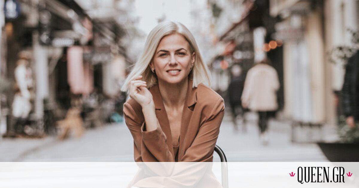 H Χριστίνα Κοντοβά δηλώνει αισιόδοξη για το μέλλον της ελληνικής μόδας και μας εξηγεί το γιατί