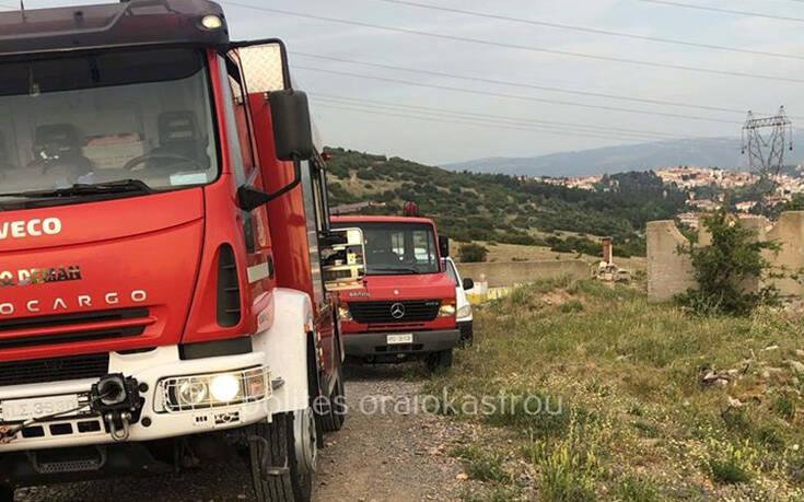 Θεσσαλονίκη: 60χρονος έπεσε σε γκρεμό με το αυτοκίνητό του