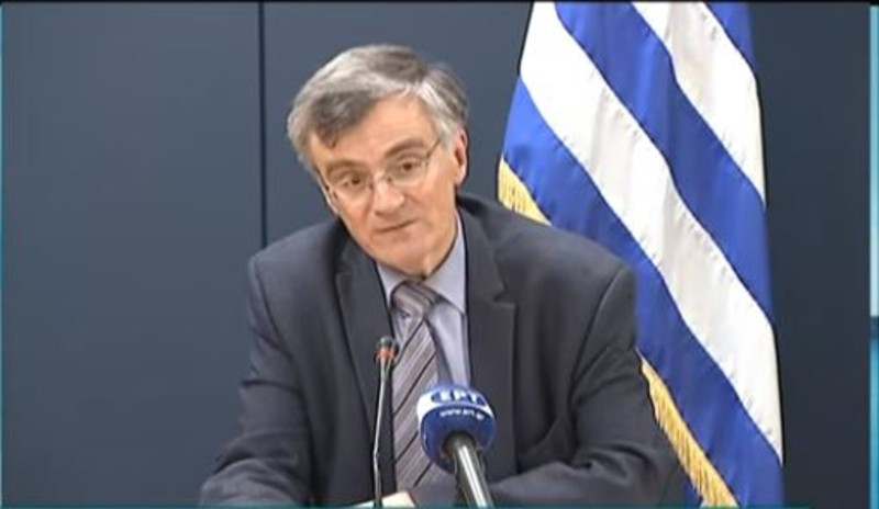 Το συγκινητικό αντίο του Σωτήρη Τσιόδρα στους Έλληνες