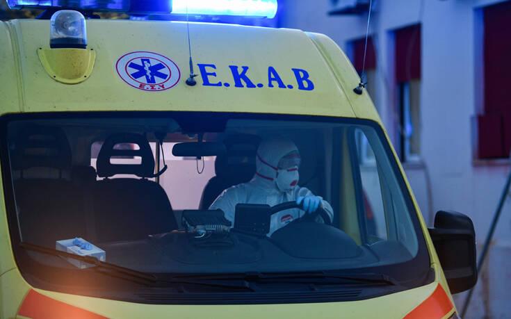 Ακόμη ένας θάνατος από κορονοϊό – Κατέληξε ένας 67χρονος στη Λάρισα