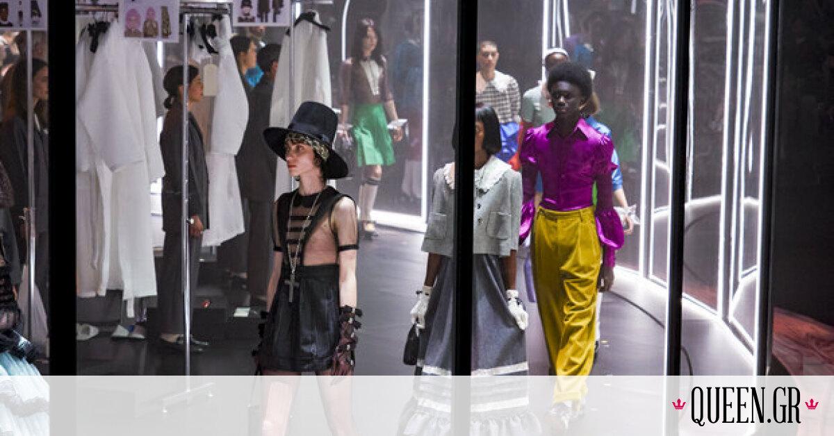 Οι καμπάνιες των διάσημων Οίκων Μόδας για την επόμενη σεζόν αποπνέουν μια… πρωτόγνωρη εσωστρέφεια