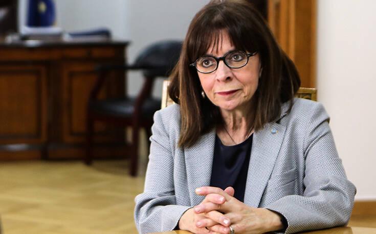 Στη Θράκη θα βρεθεί η Κατερίνα Σακελλαροπούλου