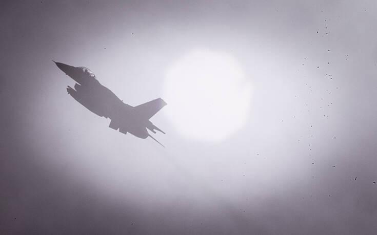 Νέες υπερπτήσεις τουρκικών F-16 πάνω από Φαρμακονήσι, Λειψούς και Αρκιούς