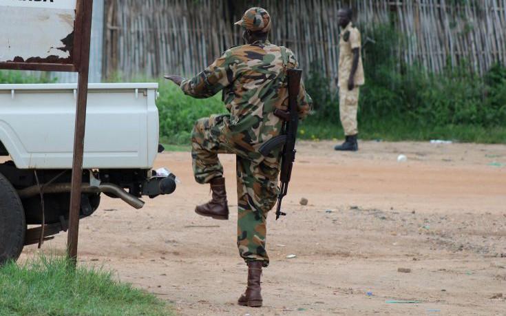 Βυθίζεται στο χάος το Νότιο Σουδάν