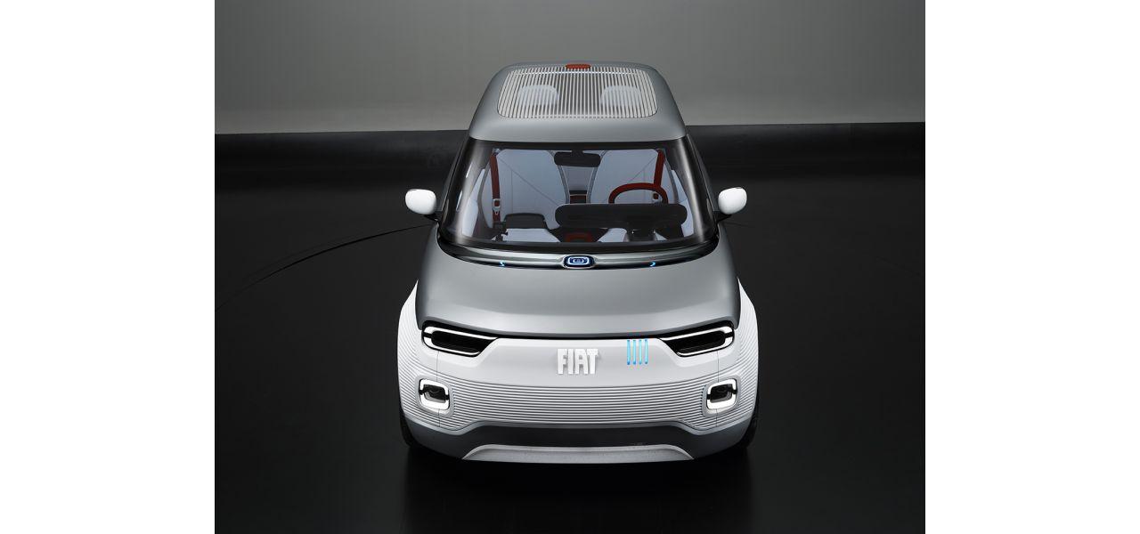 """Τον τίτλο """"Best Concept Car"""" του Car Design News κατέκτησε το Fiat Concept Centoventi"""