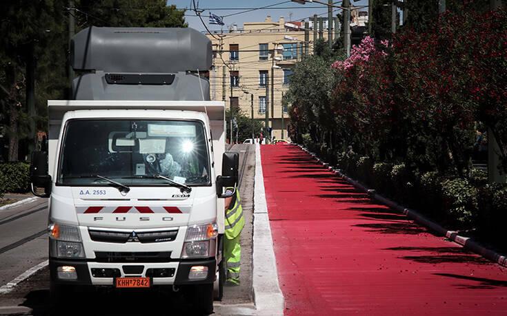 Μεγάλος Περίπατος της Αθήνας: Τι αλλάζει στην Πανεπιστημίου από σήμερα