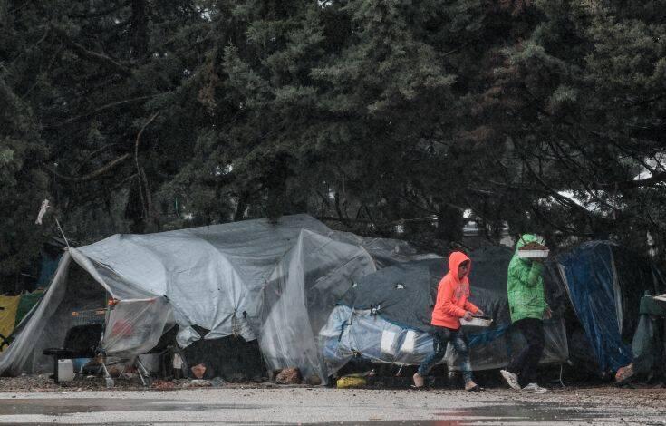 Σε καραντίνα μέχρι 17/6 η δομή μεταναστών στο Πολύκαστρο Κιλκίς