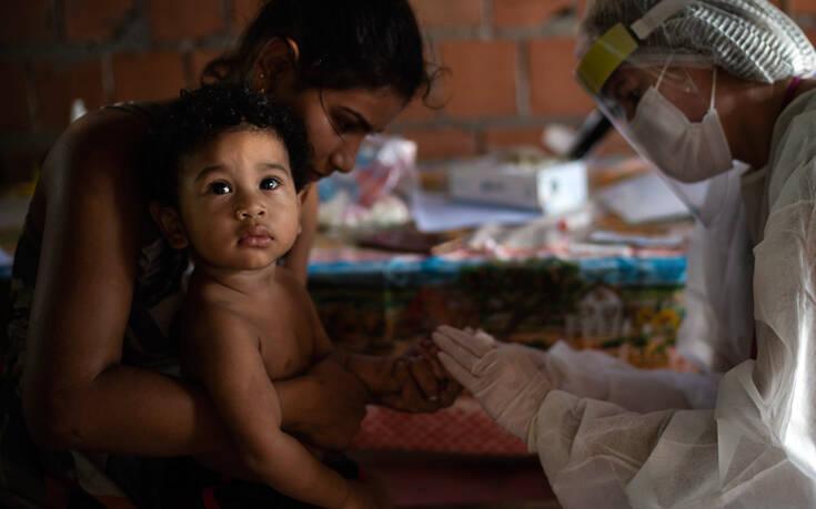 Τρομακτικό σενάριο για 390.000 νεκρούς από κορονοϊό στη Λατινική Αμερική