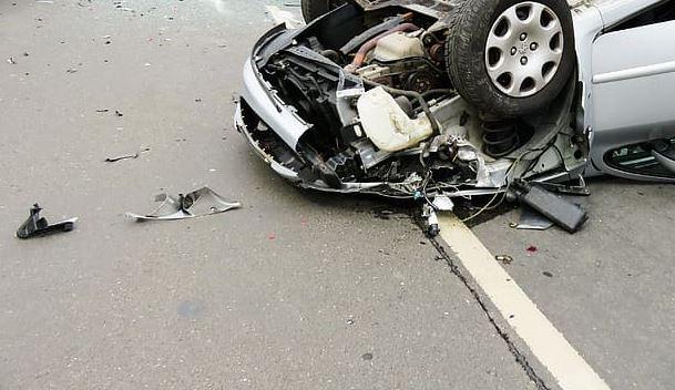Ανετράπη αυτοκίνητο στη Θεσσαλονίκη – Ένας τραυματίας