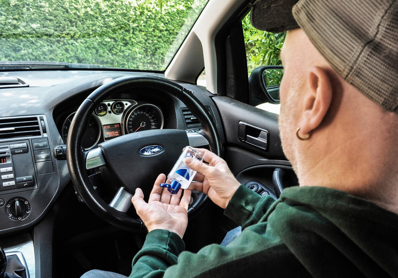 Εσείς προστατεύετε τον εαυτό σας και η Ford το εσωτερικό του αυτοκινήτου σας