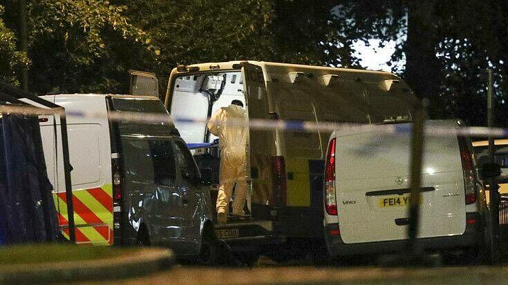 Επίθεση με μαχαίρι στην Βρετανία: Ο συλληφθείς φέρεται ότι είναι Λίβυος αιτών άσυλο με διανοητικά προβλήματα