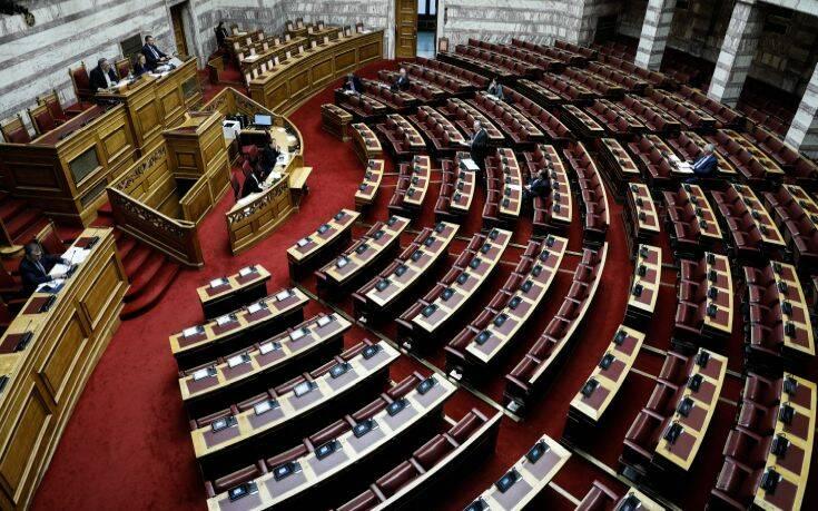 Στην επιτροπή της Βουλής η ελληνοϊταλική συμφωνία για την οριοθέτηση της ΑΟΖ