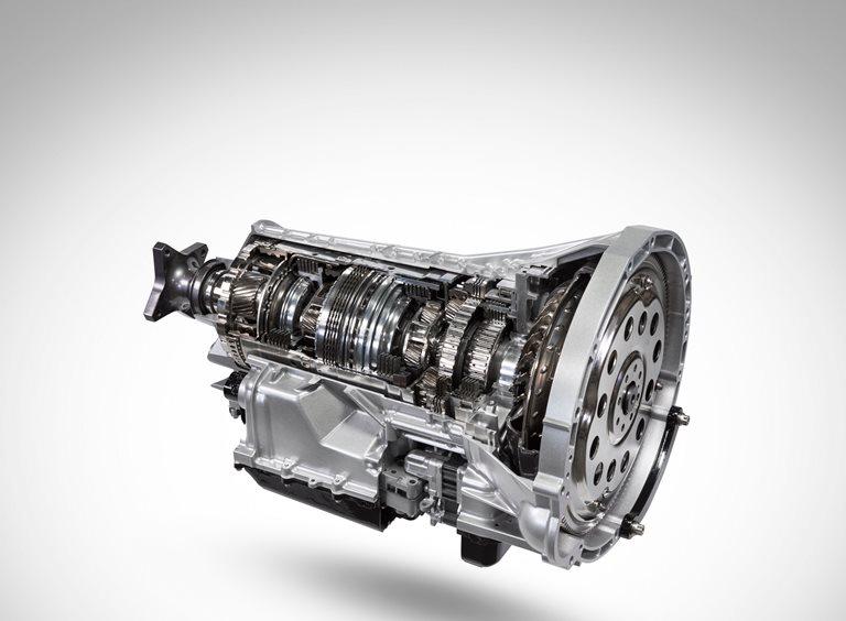 Με νέο αυτόματο κιβώτιο ταχυτήτων 10 σχέσεων το Ford Transit