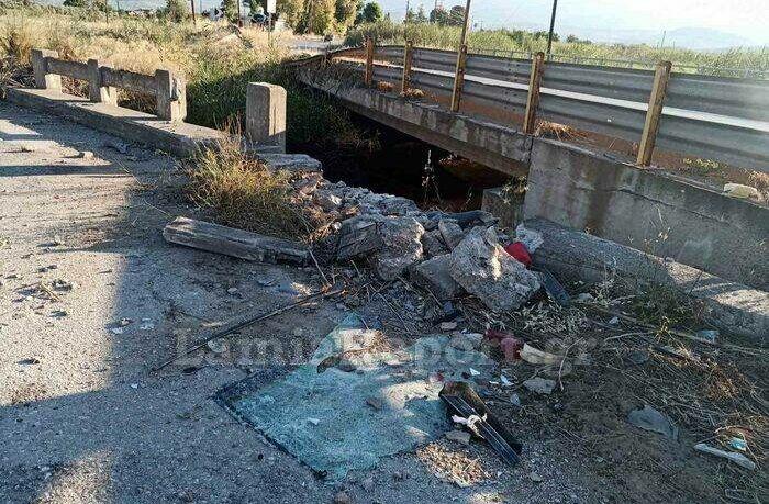 Θρήνος στην Εύβοια: 23χρονος σκοτώθηκε σε φοβερό τροχαίο