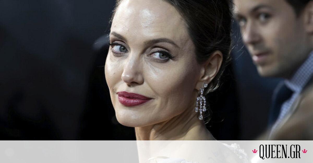 H Αngelina Jolie ξέρει πώς να συνδυάζει τα basic κομμάτια καλύτερα από κάθε άλλη