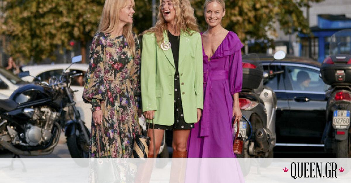 «Όλα μοιάζουν καλοκαίρι»… μέσα από αυτά τα 20 εμπριμέ φορέματα