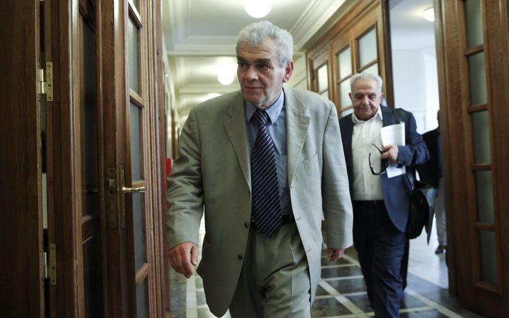Μιωνής: Ο Παππάς μου είχε πει ότι ο Παπαγγελόπουλος «έχει τη δική του ατζέντα» και ότι κάποιοι βγάζουν πολλά λεφτά