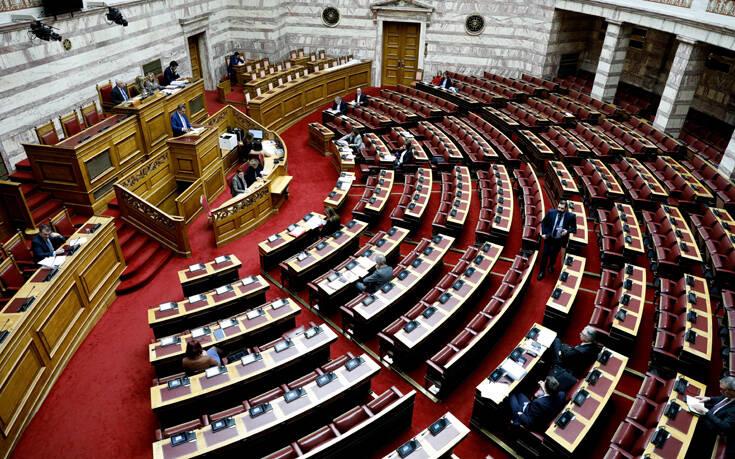 Η συζήτηση του νομοσχεδίου για την «Αναβάθμιση του Σχολείου»