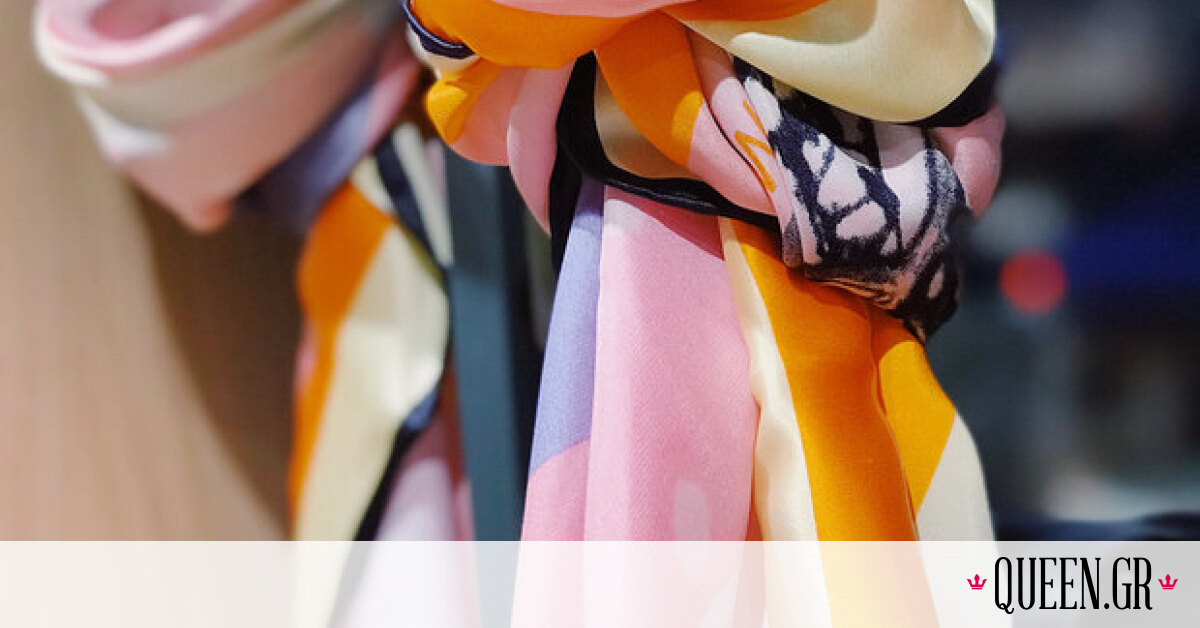 Fashion DIY: Μετάτρεψε το μαντήλι σου σε μια stylish τσάντα (video)