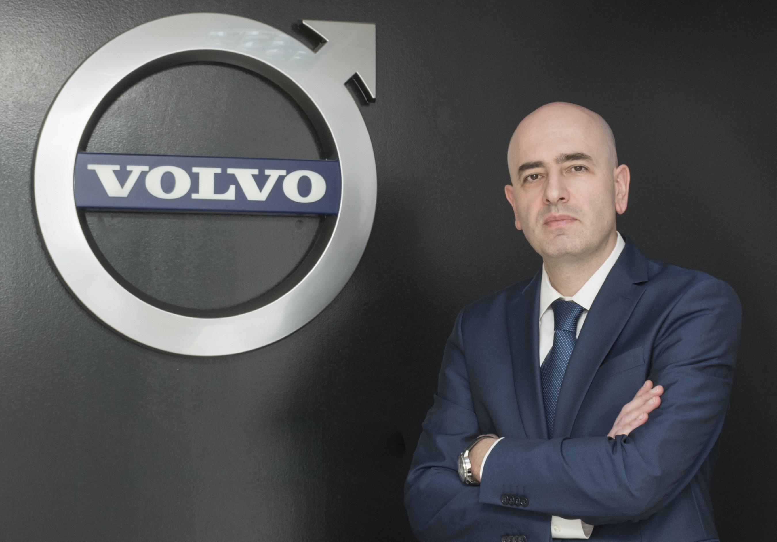 Αναβαθμίσεις στελεχών στη Volvo Car Hellas