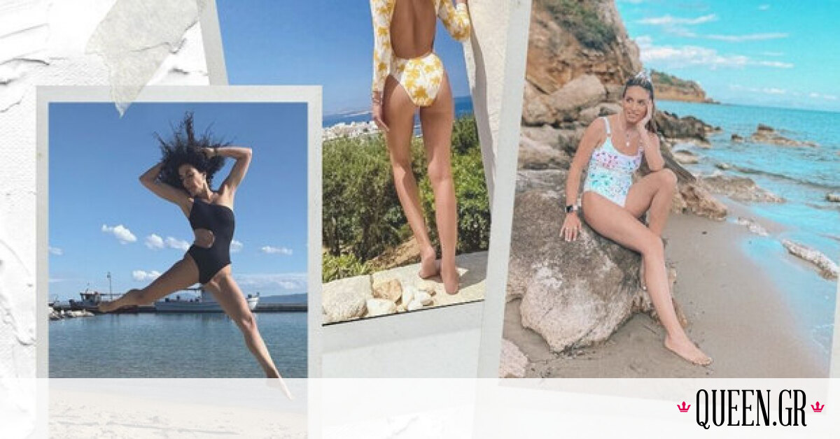Kορίτσια στον ήλιο! Γιατί όλες οι Ελληνίδες celebrities φοράνε ολόσωμα;